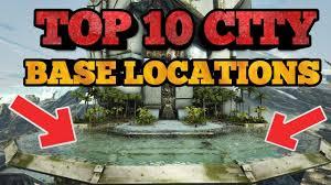 Neue folgen in der playlist euer zipfelklatscher. Ark Extinction Beste Stadt Bauplatze Top 10 Pvp Op Spots Ger Youtube