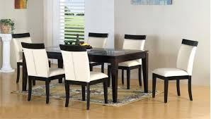 modern black round dining table. Large Size Of Kitchen Ideas:black Dinette Tables Modern Black Dining Table Round