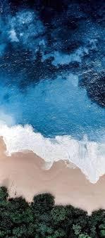 iphone x 4k wallpaper nature beach