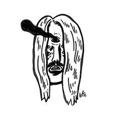Can you doodle us a self portrait
