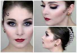 kitri and paquita makeup tutorial