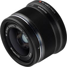 <b>Объектив</b> Olympus <b>M</b>.<b>Zuiko Digital 25mm</b> 1:1.8 / EZ-M2518 черный ...