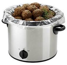 Amazon Com Pansaver Ez Clean Multi Use Cooking Bags Slow Cooker