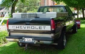 Automotive, 1995 Chevrolet K-2500 Truck