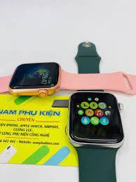 Apple Watch rep S5 1:1 T500 Đồng hồ thông minh nghe gọi Nam Phụ Kiện
