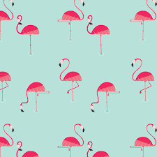 Flamingo Pattern Magnificent Flamingo Pattern On Behance