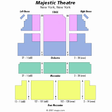 Beacon Theater Detailed Seating Chart Oconnorhomesinc Com Minimalist Detroit Opera House Seating