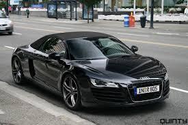 black audi r8 spyder. Exellent Spyder Audi R8  Spyder 2014 6 Audi R8 Spyder On Black