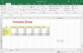 Line With Markers Chart Excel Create A Chart Using Data From The Cell Range A5 E9 In Line With Markers Type In A New