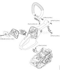 Stihl ms 150 chainsaws ms150 ce 2 mix parts diagram tightening