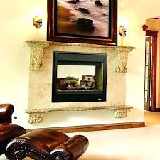 gorgeous indoor outdoor see through gas fireplace double sided gas fireplace insert sided fireplaces fireplace units