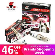 Us 38 11 4packs 6packs China Original Torch Spark Plugs Yr7mp33 Silzkr6b10e Ixuh22 Rer11wmpb3 Ldk7raiu In Spark Plugs Glow Plugs From Automobiles