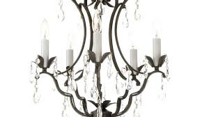 black iron and crystal chandeliers wrought iron and crystal chandelier vintage look modern black chandeliers with