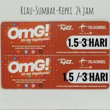 Dan syarat yang kedua adalah wajib memilikii hp. Voucher Telkomsel 1 5gb 2gb Dan 2 5gb Untuk Riau Sumbar Kepri Kirim Voucher Fisik Shopee Indonesia