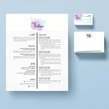 Colorful Resume Templates OnePage Resume Templates 100 Examples To Download And Use Now 89