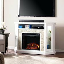 full image for electric fireplace tv stand combo uk corner davidson indoor convertible a images ideas