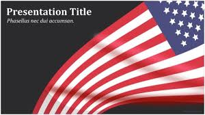 American Powerpoint Template Free