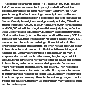 essay on buddhism and hinduism docoments ojazlink hinduism vs buddhism at com