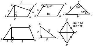 Урок геометрии в классе по теме Площади фигур Теорема Пифагора  Ход урока