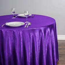 high quality luxury wedding used 120 round shaped table cloth