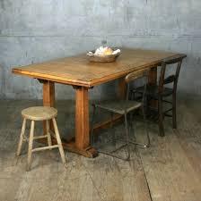 Vintage Oak Dining Table Vintage 1920s Heals Oak Dining Table Mustard Vintage