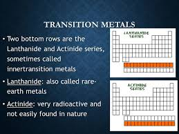 PERIODIC TABLE Chapter 5 1. ORGANIZING THE ELEMENTS Section ppt ...