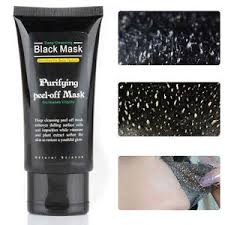 Black mask purifying peel off mask