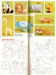 templates animals giraffe <b>panda</b> bear lion hippo <b>elephant</b> tiger ...