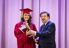 Вручение дипломов с отличием Вручение дипломов с отличием в РАНХиГС
