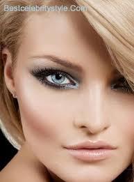 eye makeup blonde hair blue eyes 4 best celebrity style