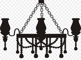 chandelier light fixture lighting lamp clip art chandelier