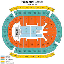 Gigloqic Prudential Center Seating
