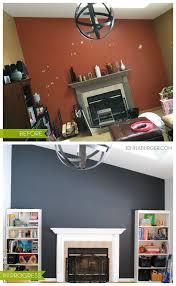Painting Wall For Living Room Top Paint Colors For Black Walls Painting A Black Wall In The