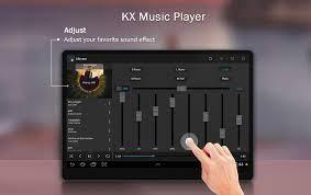 Android için Müzik Çalar ve EQ Bas Ses Yükseltici - KX Müzik - APK'yı İndir