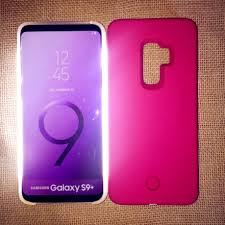 Light Up Samsung S9 Case For Samsung S10 S9 S8 Puls Light Up Selfie Flash Phone Case