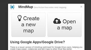 mindmup is a free open source mind mapping tool that is available free and in the cloud mindmup allows users to create mind maps quickly that can be shared