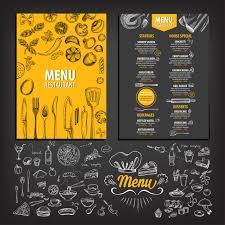 Cafe Menu Template Restaurant Cafe Menu Template Design Pacific Accounting