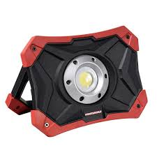 Portable Led Work Lights Nz 15w Led Rechargeable Work Lamp With 2200mah Power Bank Usb