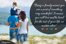 Family Love Quotes Mesmerizing 48 Inspirational Family Quotes And Sayings