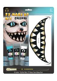 cheshire cat big mouth makeup kit
