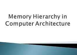 What Is Memory Hierarchy Definition Diagram Architecture