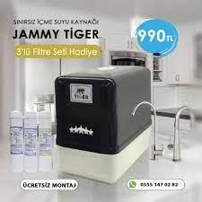 Jammy Tiger Su Arıtma Cihazı – İda Su Arıtma Sistemleri