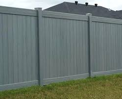 white fence post. Lowes White Vinyl Fence Grey Mirage Slate Privacy Gray Post