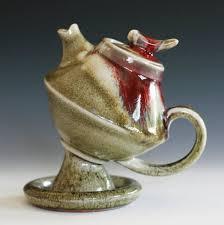 5 amazing colored contrasted porcelain tea mug