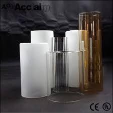 Ontdek De Fabrikant Cilindrische Glazen Lampenkap Van Hoge Kwaliteit