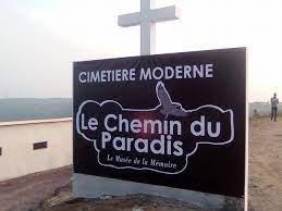Le chemin du Paradis - cimetière moderne - Home | Facebook