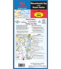 Boston Harbor Tide Chart 2017 Cape Cod Canal To Casco Bay Maine 1st Edition 2017