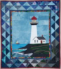 Quilt Pattern: Pigeon Point Lighthouse Free Shipping - $12.50 ... & Quilt Pattern: Pigeon Point Lighthouse Free Shipping - $12.50 - Handmade  Commercial Supplies, Crafts and Unique Gifts by Quilts by Elsie Adamdwight.com