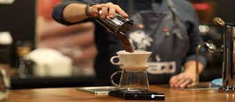 The word barista comes from italian, where it means a male or female bartender who typically works behind a counter, serving hot drinks (such as espresso). Edo The Web Site For Baristas Where To Learn Meet And Buy Innovative Products
