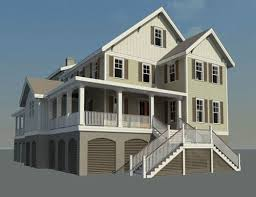 Many time we need to make a collection about some imageries for your great inspiration, we hope you can inspired with these wonderful portrait. Elevated Piling And Stilt House Plans Coastal House Plans From Coastal Home Plans